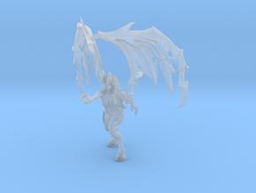 1/24 Zerg Queen Kerrigan Devil Outfit in Smooth Fine Detail Plastic