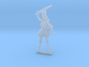 Elf Noblewoman RPG tabletop Mini 28mm  in Smooth Fine Detail Plastic