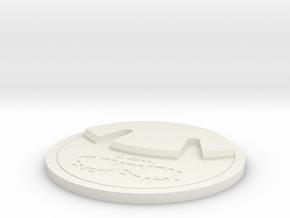 IAmElemental Series1 Stand in White Natural Versatile Plastic