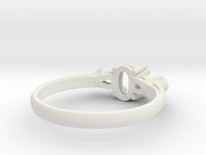 Model-ba2f285de6b6ac0b532f1b8b69430766 in White Strong & Flexible