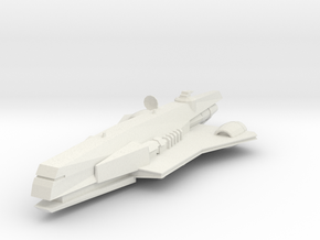 Gozanti Cruiser - No fighters - in White Strong & Flexible