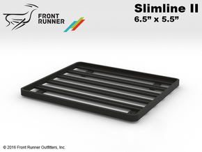 "FR10003 Front Runner Rack Rear 6.5"" x 5.5"" in Black Strong & Flexible"