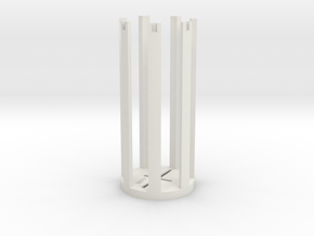 Vader MPP Grip Guide (ANH style) in White Natural Versatile Plastic