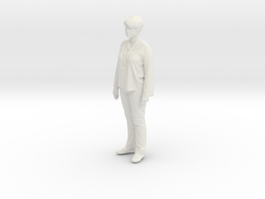 Printle C Femme 099 - 1/35 - wob in White Strong & Flexible