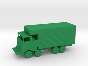 1/200 Scale M791 Van in Green Strong & Flexible Polished