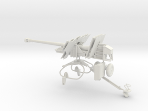1:16 Panzerbüchse 41 Anti-Tank Gun in White Strong & Flexible