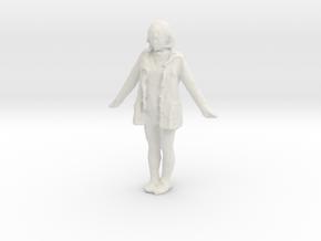 Printle C Femme 144 - 1/35 - wob in White Natural Versatile Plastic