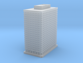 United Plaza (1:2000) in Smooth Fine Detail Plastic