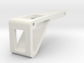 Frame2 in White Natural Versatile Plastic