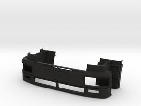 MAN F2000 Silent Bumper  in Black Natural Versatile Plastic