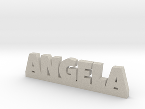 ANGELA Lucky in Natural Sandstone