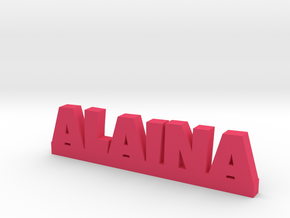 ALAINA Lucky in Pink Processed Versatile Plastic