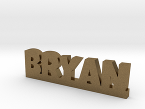 BRYAN Lucky in Natural Bronze