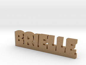 BRIELLE Lucky in Natural Brass