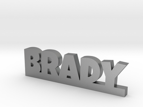 BRADY Lucky in Natural Silver