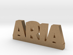 ARIA Lucky in Natural Brass