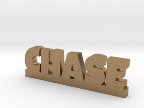 CHASE Lucky in Natural Brass