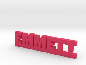 EMMETT Lucky in Pink Processed Versatile Plastic