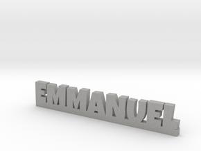 EMMANUEL Lucky in Aluminum