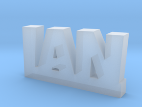IAN Lucky in Smooth Fine Detail Plastic