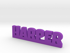 HARPER Lucky in Purple Strong & Flexible Polished