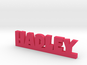 HADLEY Lucky in Pink Strong & Flexible Polished