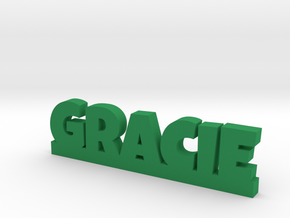 GRACIE Lucky in Green Strong & Flexible Polished
