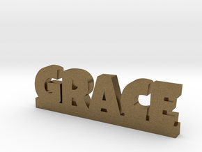 GRACE Lucky in Natural Bronze