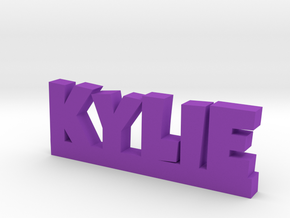KYLIE Lucky in Purple Processed Versatile Plastic