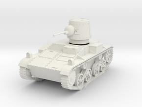 PV165 T15 Light Tank (1/48) in White Natural Versatile Plastic