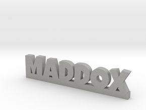 MADDOX Lucky in Aluminum