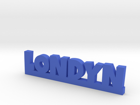 LONDYN Lucky in Blue Processed Versatile Plastic