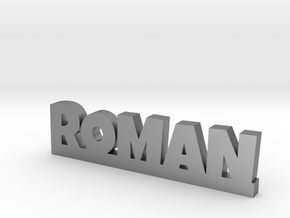 ROMAN Lucky in Natural Silver