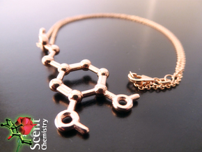 Dopamine in 14k Rose Gold Plated Brass