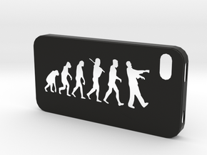 IPhone 4S Evolution Case in Black Strong & Flexible
