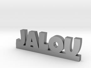 JALOU Lucky in Natural Silver