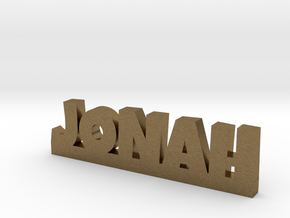 JONAH Lucky in Natural Bronze