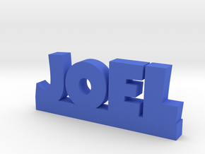 JOEL Lucky in Blue Strong & Flexible Polished