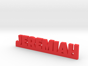 JEREMIAH Lucky in Red Processed Versatile Plastic