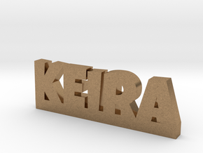 KEIRA Lucky in Natural Brass