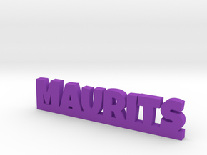 MAURITS Lucky in Purple Processed Versatile Plastic