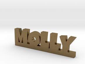 MOLLY Lucky in Natural Bronze