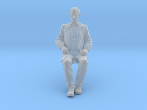 NG Young Abe Seated in Frosted Ultra Detail