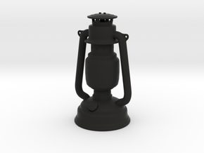 Camping Lamp - 1/10 in Black Strong & Flexible