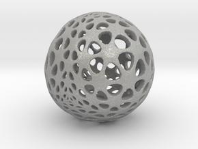 Amoeball in Aluminum