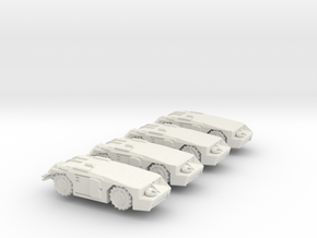 Colonial Marine APC 1 To 285 4 Pak in White Natural Versatile Plastic