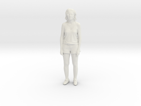 Printle C Femme 080 - 1/43 - wob in White Strong & Flexible