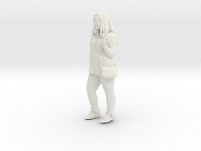 Printle C Femme 095 - 1/43 - wob in White Strong & Flexible