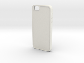 Iphone Se Case request in White Natural Versatile Plastic