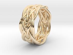 Draupnir in 14K Yellow Gold: 8 / 56.75